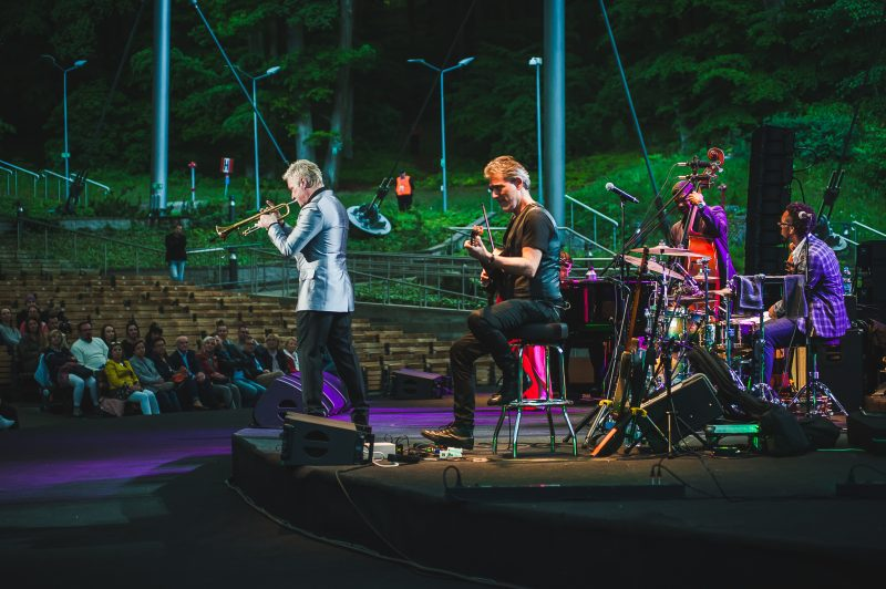 Chris Botti w Opera Leśna, Sopot