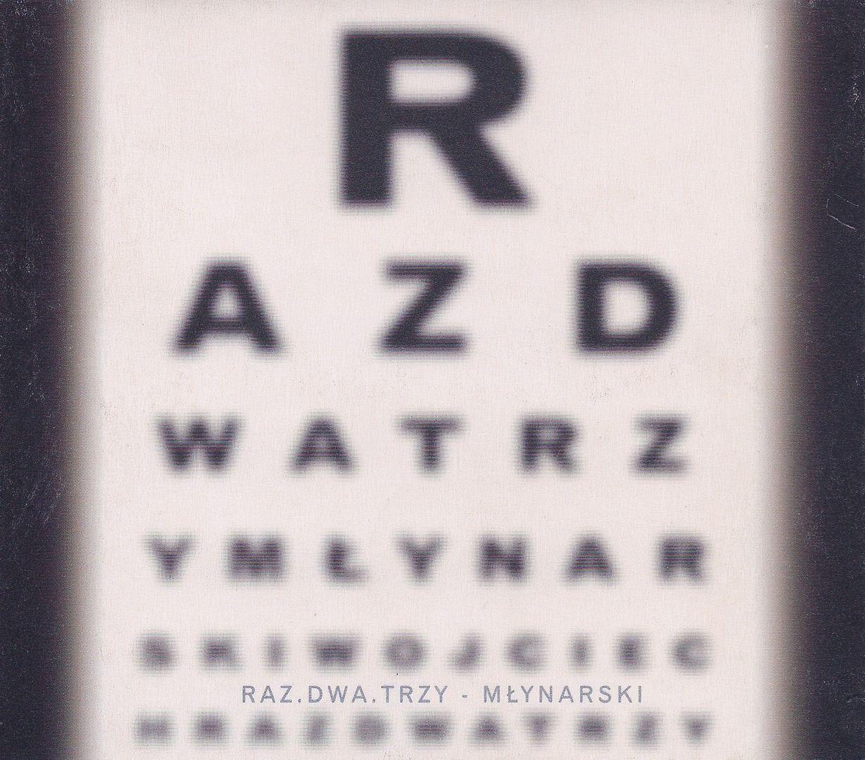 """RAZ DWA TRZY – """"Młynarski"""""""