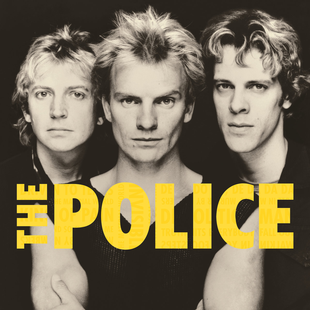 "THE POLICE – ""The Police"""
