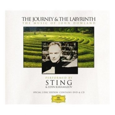 """STING – """"The Journey & The Labyrinth – The Music Of John Dowland"""""""