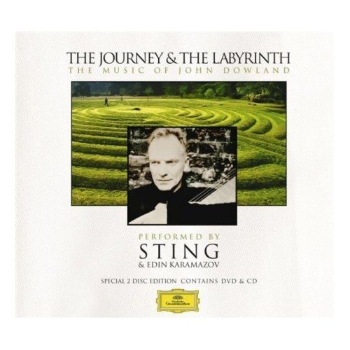 "STING – ""The Journey & The Labyrinth – The Music Of John Dowland"""