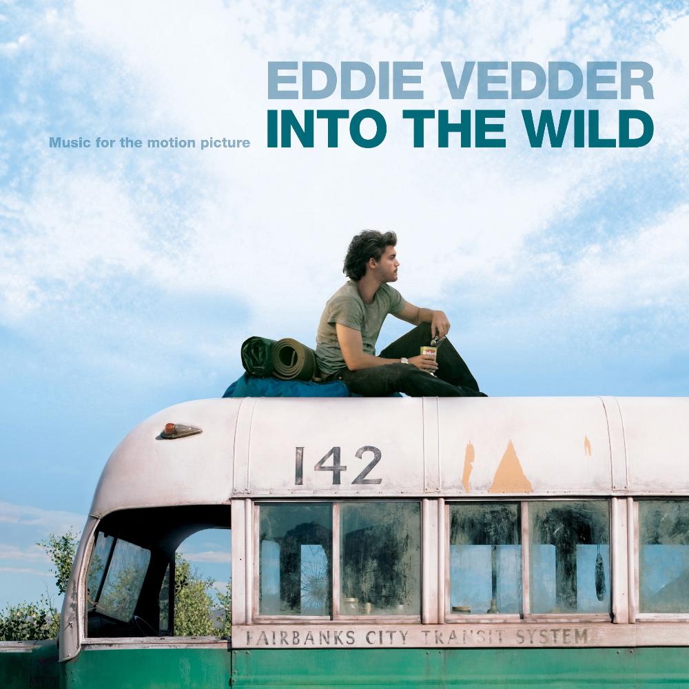 """EDDIE VEDDER – """"Into The Wild"""""""