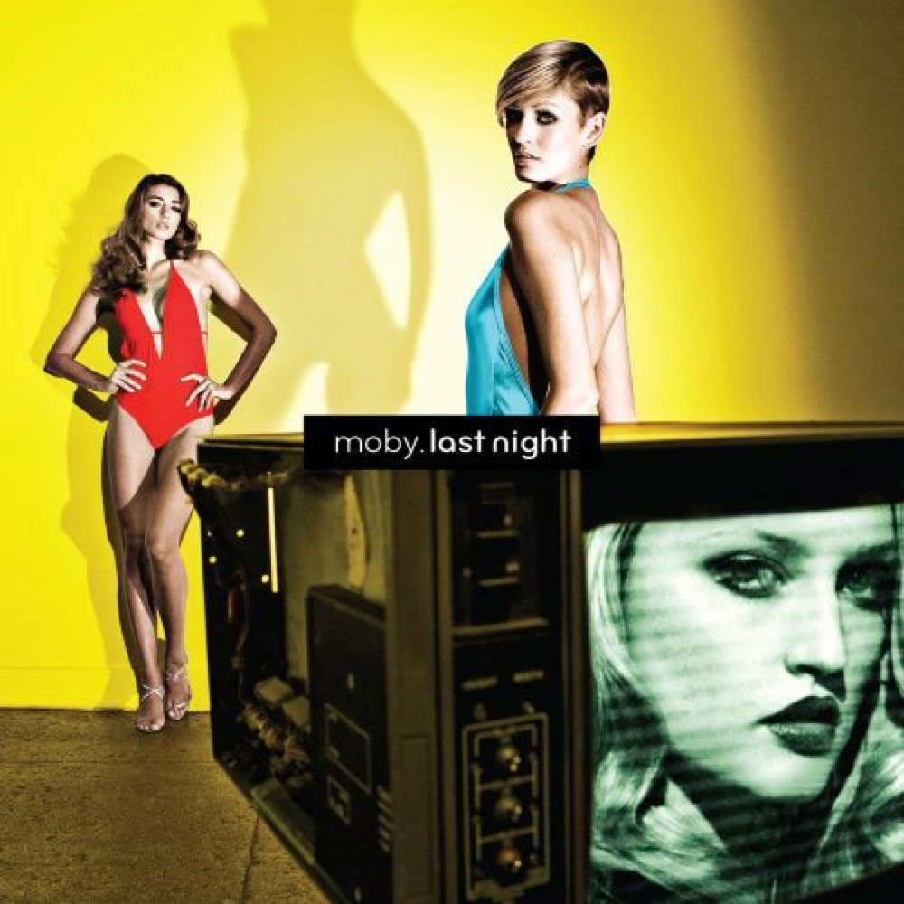 "MOBY – ""Last Night"""