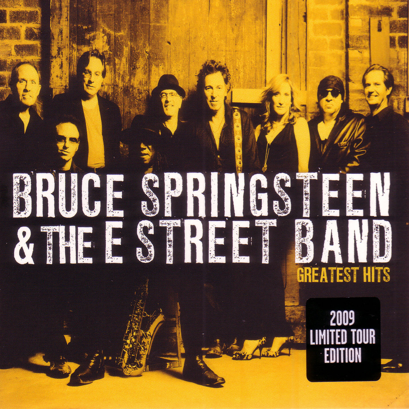 "Bruce Springsteen & The E Street Band – ""Greatest Hits"""