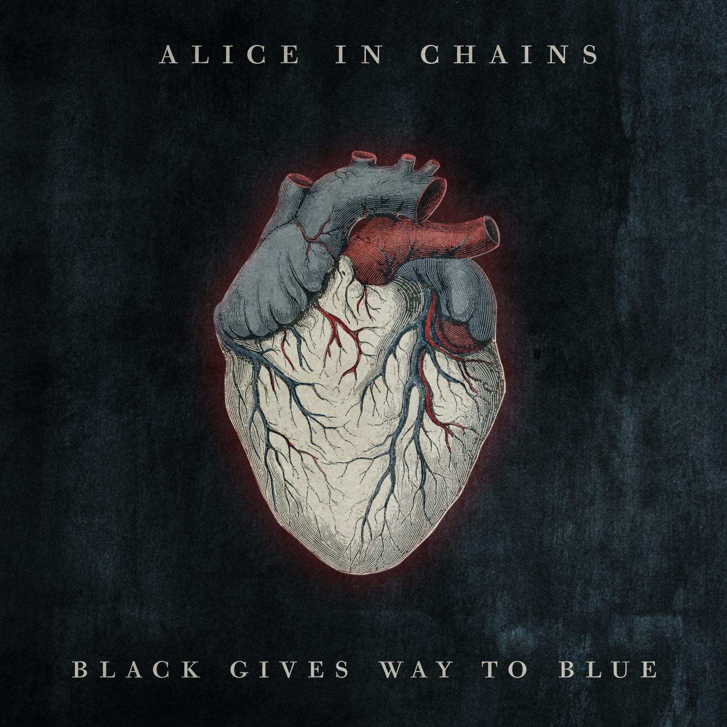 "Alice In Chains  – ""Black Gives Way To Blue"""