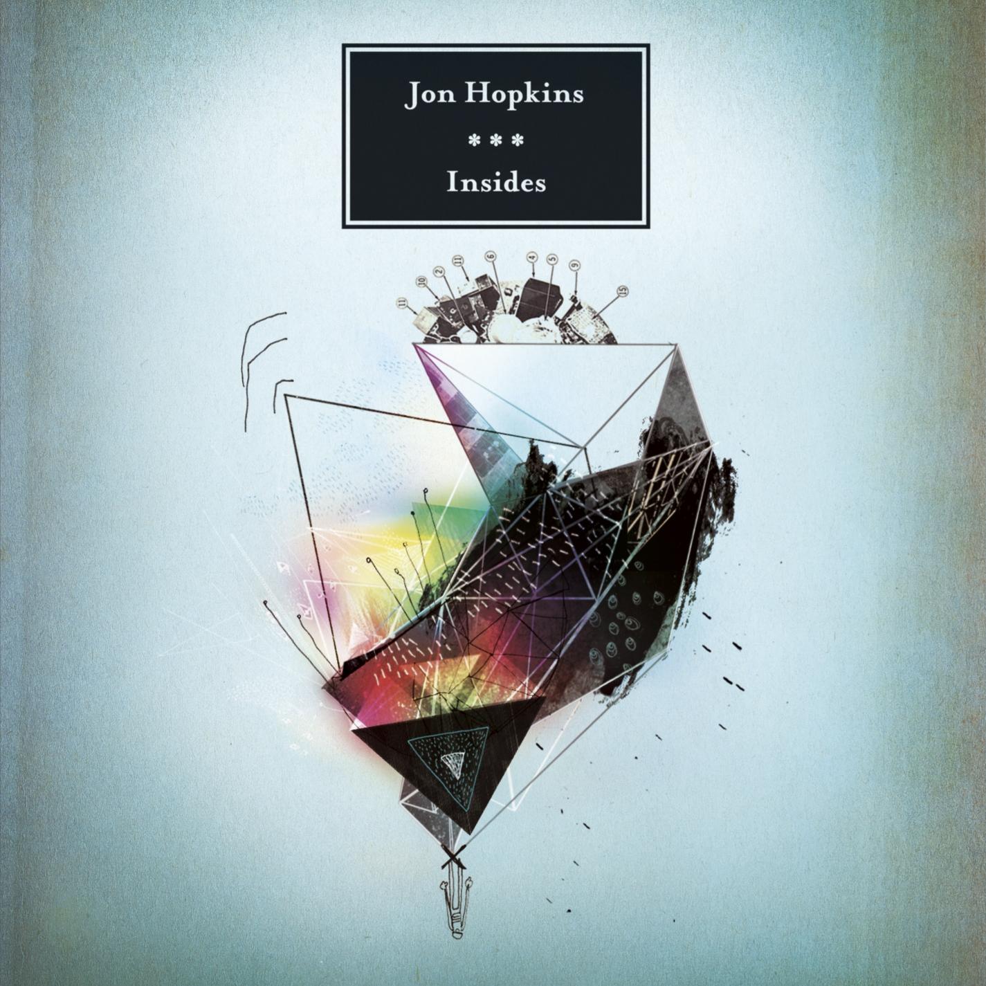 "Jon Hopkins- ""Insides"""