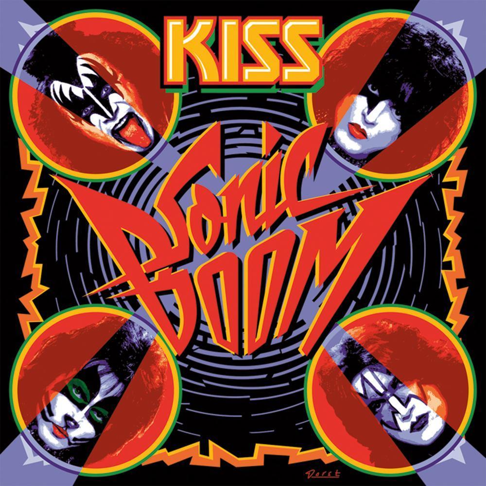 "KISS – ""Sonic Boom"""