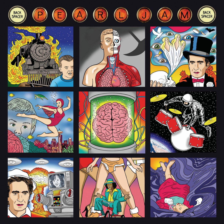 "Pearl Jam – ""Backspacer"""