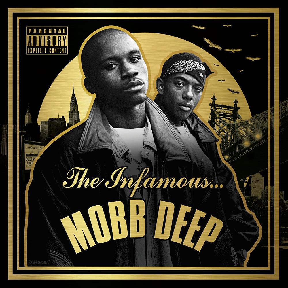 "Mobb Deep – ""The Infamous Mobb Deep"""