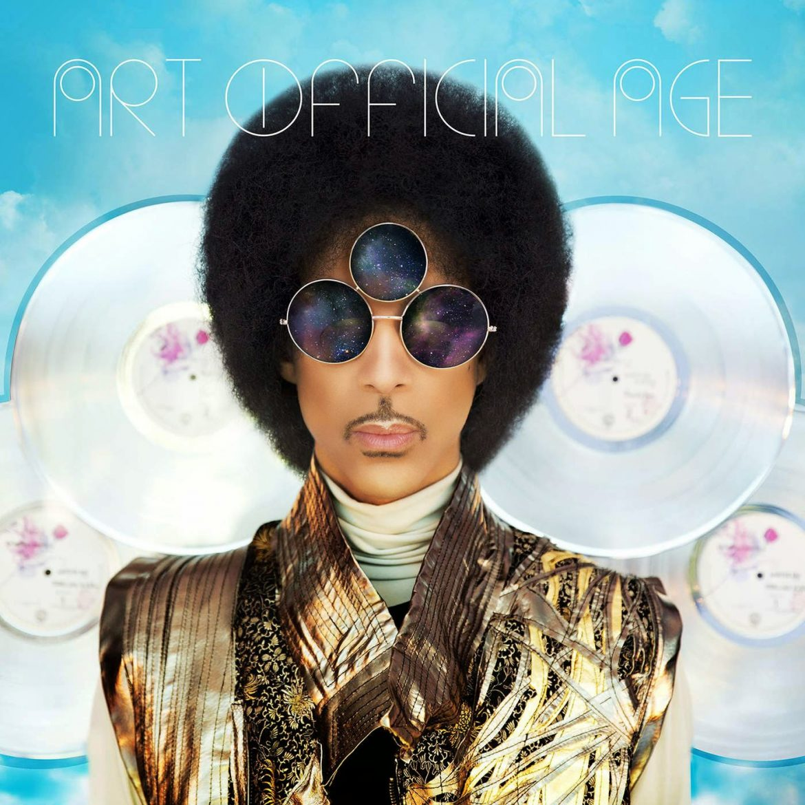 "Prince – ""Art Official Age"""