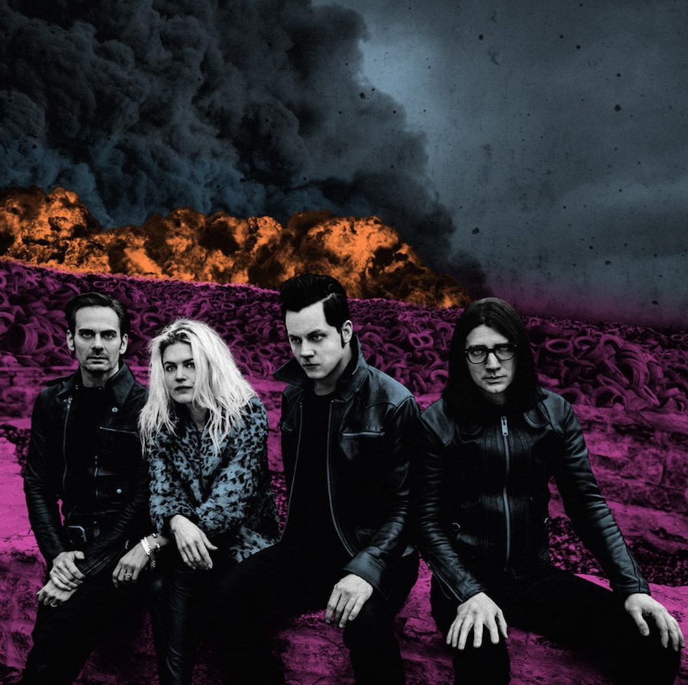 """The Dead Weather – """"Dodge and Burn"""""""