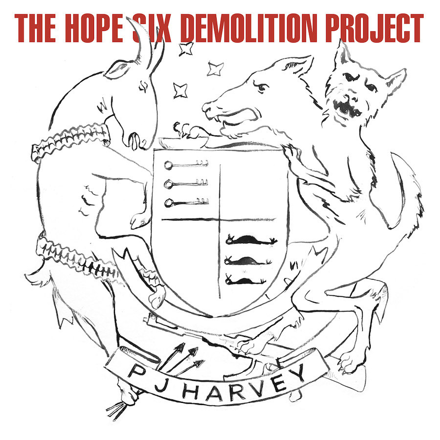 "PJ Harvey – ""The Hope Six Demolition Project"""