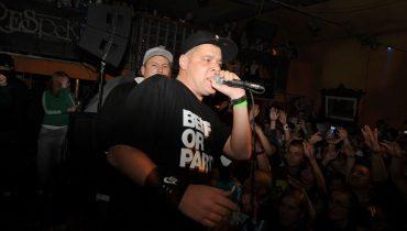 Tede, Molesta i inni na 35-leciu hip-hopu