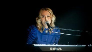 Anita Lipnicka w Palladium (Foto: P. Tarasewicz)