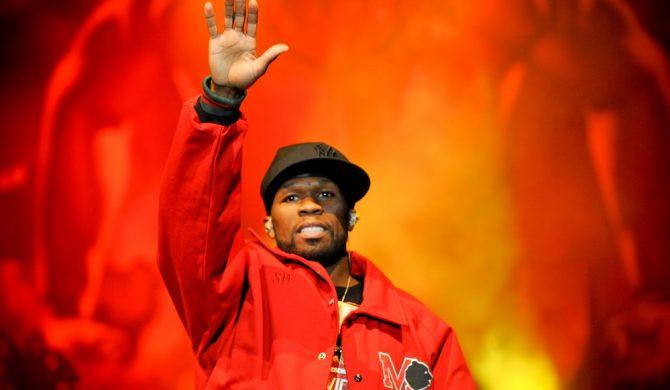 """50 Cent chce być prezenterem """"Top Gear"""". Wie, jak przywrócić programowi dawną świetność"""