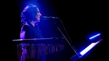 Kayah z koncertem w Studiu Koncertowym PR (Foto: P. Tarasewicz)