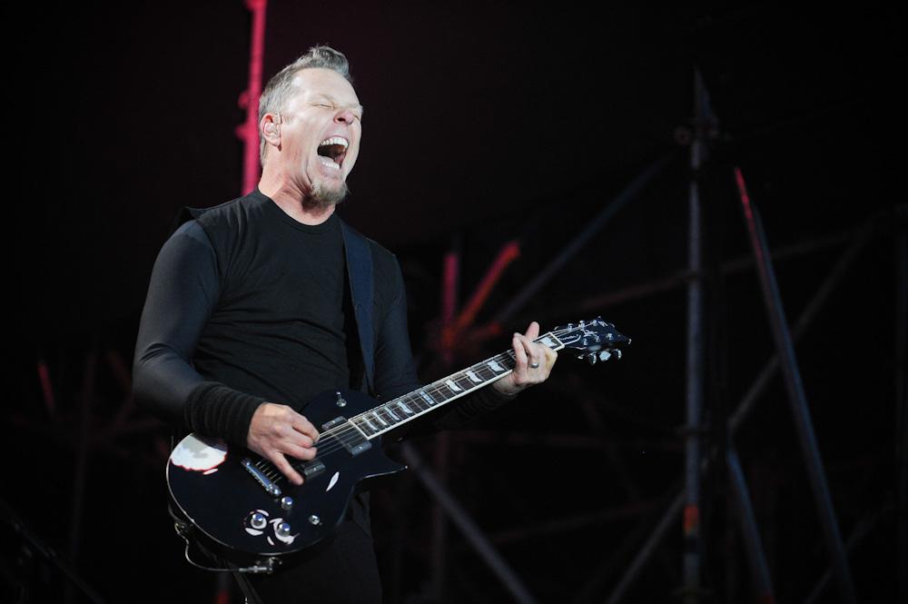 Metallica, Antrax, Behemoth na Sonisphere Festival – 16.06.2010 (Foto: P. Tarasewicz)