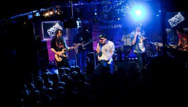 Afromental zagrali w Hard Rock Cafe