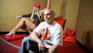 Kaczor i Paul Wall nakręcili klip w GoGo klubie (Foto: P. Tarasewicz)