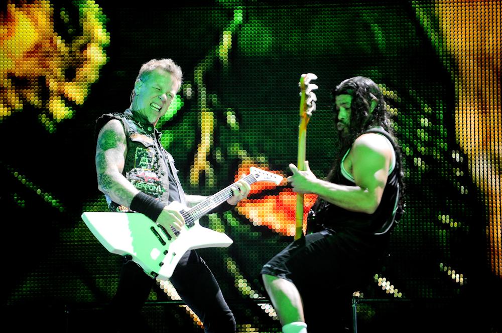 Metallica chce walczyć z konikami