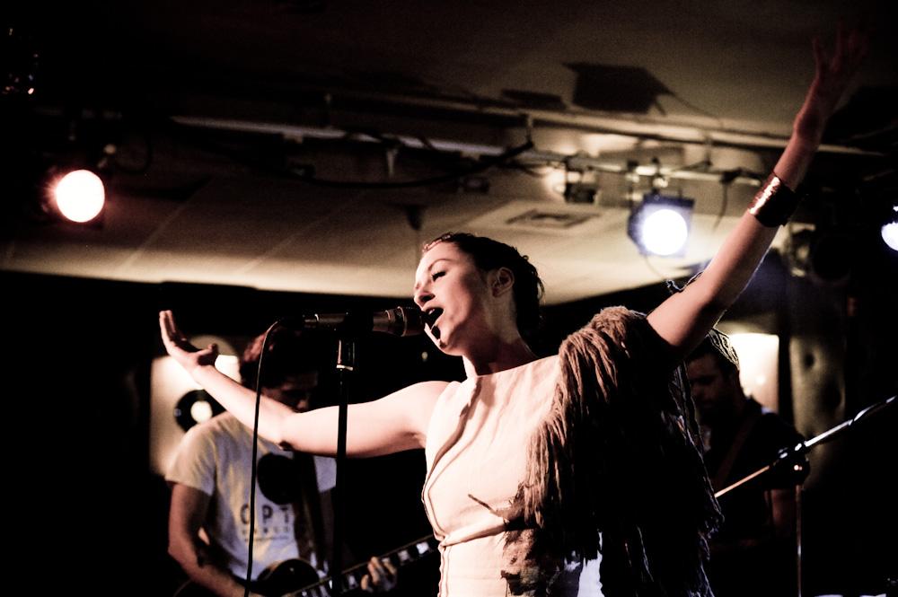 Natu z koncertem w Mechaniku (Foto: P. Tarasewicz)