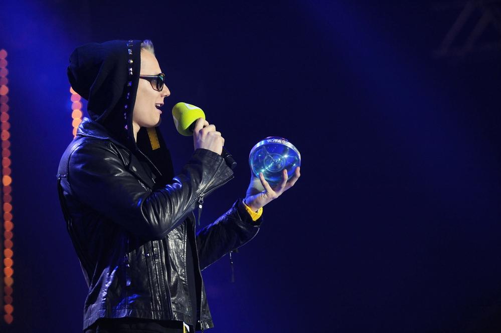 VIVA COMET – 2010 – wręczenie nagród (Foto: P. Tarasewicz)