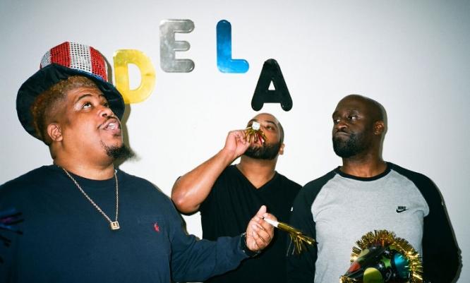 De La Soul współpracują z gwiazdami europejskiego indie rocka