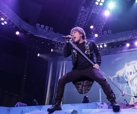 Iron Maiden potężniejsi niż Angela Merkel i Francois Hollande