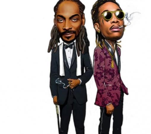 Snoop Dogg i Wiz Khalifa znów we wspólnym numerze