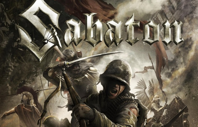 """The Lost Battalion"" – premierowy utwór Sabaton"