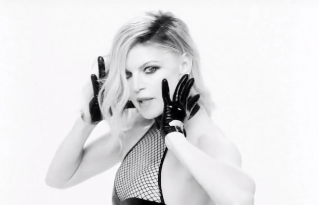 Fergie wraca po 10 latach. Jest nowy klip