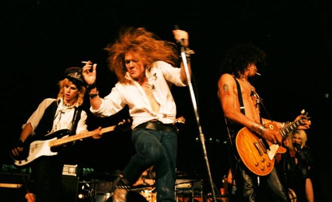 """Slash o reaktywacji Guns N' Roses: """"Wszyscy dobrze sobie radzą"""""""