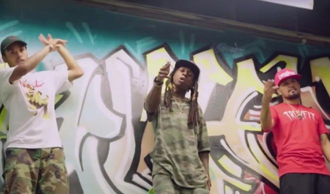 """Lil Wayne – """"Skate It Off"""" (wideo)"""