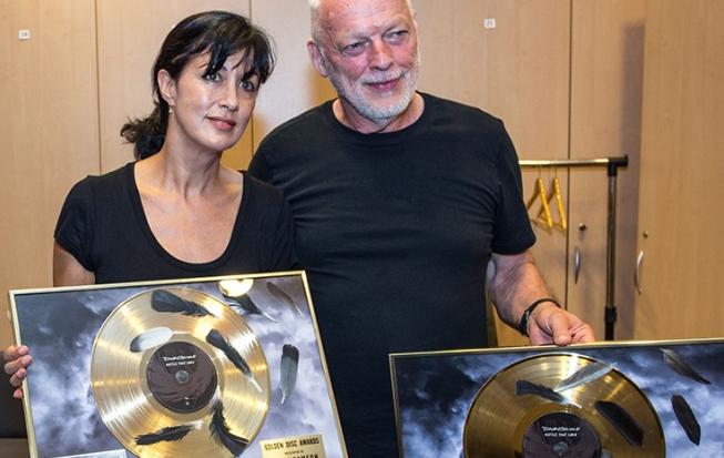 David Gilmour oczarował wrocławską publiczność i odebrał Złotą Płytę