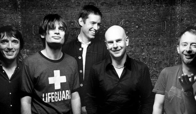 Znany polski aktor w klipie Radiohead
