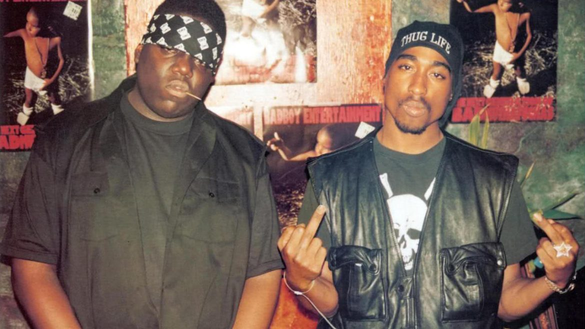 Notorious B.I.G. vs 2Pac – wielkie beefy #4