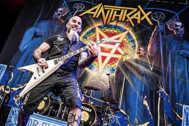 Anthrax z własną wersją utworu Pink Floyd (wideo)