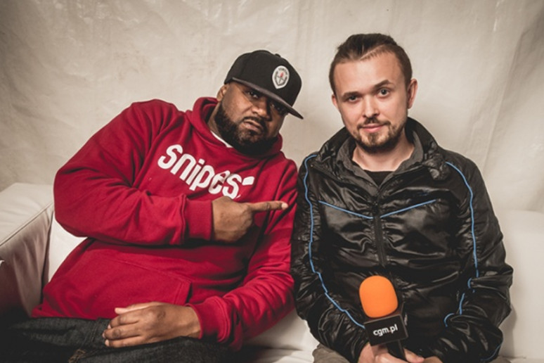 THE INTERVIEW: Ghostface Killah vs Albert Kowalczyk