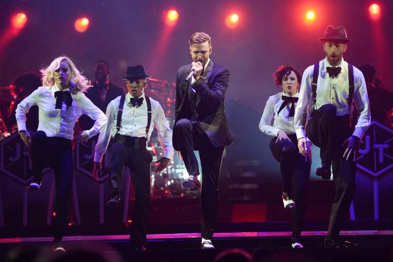 Justin Timberlake nagrał koncert dla Netflixa (wideo)