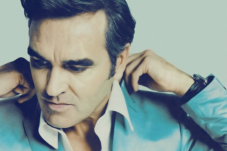 Morrissey zagrał cover The Ramones (video)