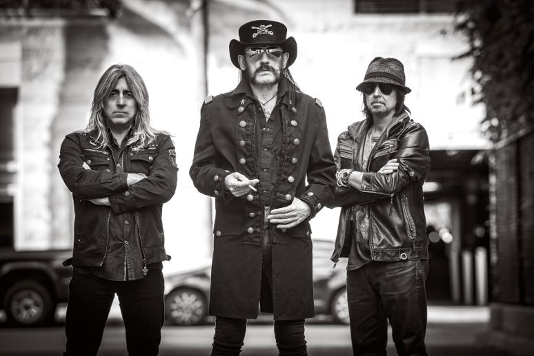 Motörhead z dwoma klipami promującymi nadchodzące wydawnictwo