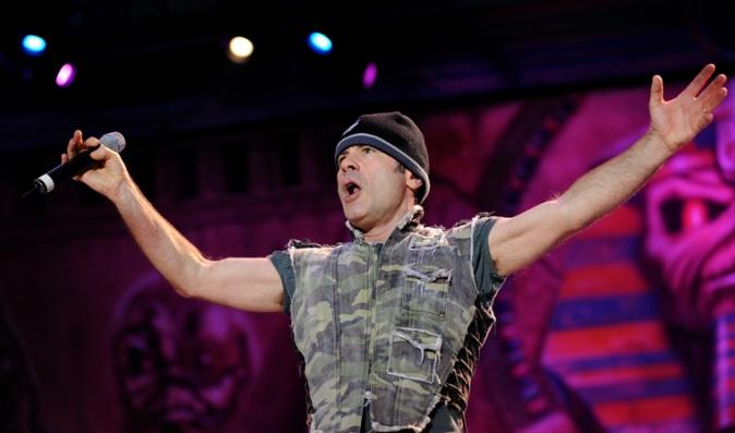 Iron Maiden kończą trasę. Ostatni koncert będzie transmitowany w sieci