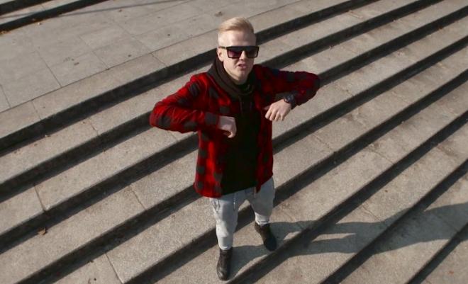 B.R.O. promuje swoim numerem składankę z amerykańskimi raperami