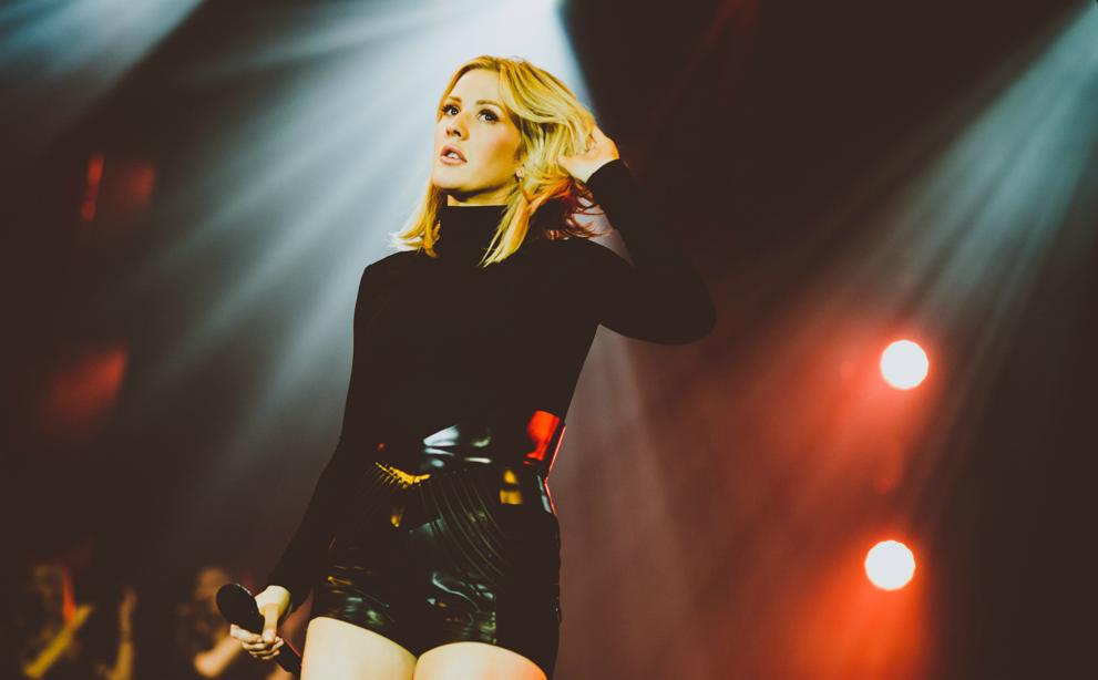 Ellie Goulding opublikowała nowy teledysk