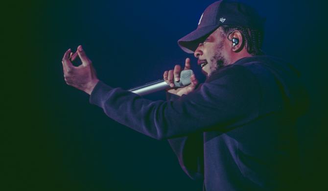 Kendrick Lamar zabrania fotografom pracy podczas koncertów