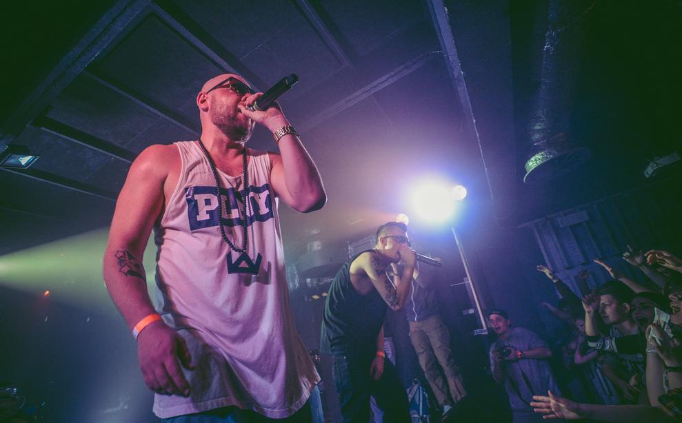 Tede na Hip Hop Kempie – zobacz relację z koncertu w Hradec Kralove