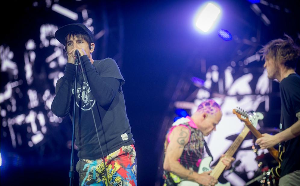 """Flea z Red Hot Chili Peppers: """"To uczucie, jakby miał mi zaraz odpaść ch…"""""""