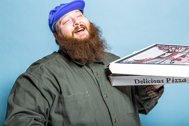 "Action Bronson opublikował ""Descendant of the Stars"""
