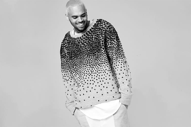 Chris Brown odpowiada na zarzuty nową piosenką