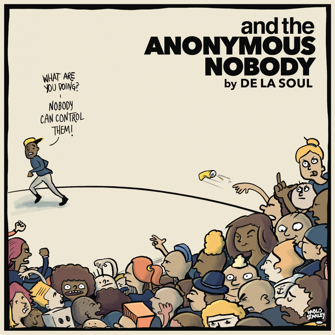 "De La Soul – ""And The Anonymous Nobody"""